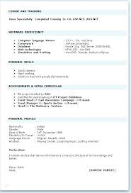 how to format resume format of resume micxikine me