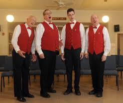 surftones u0027 barbershop quartets will deliver singing valentines