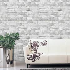 papier peint vinyl cuisine cuisine fond revêtement mural conception brique pvc papier peint