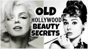 old hollywood beauty secrets and hacks makeup and skin care