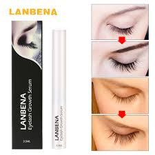 aliexpress com buy lanbena eyelash growth serum 7 day eyelash
