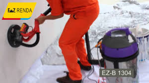 cleaning walls before painting wall sanding machine building interior walls grinding cleaning