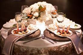 Table For Two by Glamorous Nashville Wedding By Matt Andrews Photography