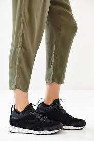 moab ventilator womens reebok ventilator mid sneaker in black lyst