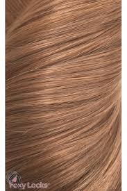 foxy locks hair extensions toffee 14 deluxe 20 clip in human hair extensions 165g