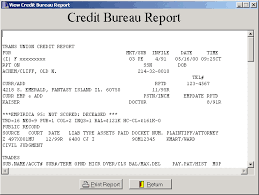 3 bureau report 3 bureau credit report a guide to credit and credit repair