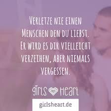 verzeihen sprüche mehr sprüche auf www girlsheart de partner liebe verletzen