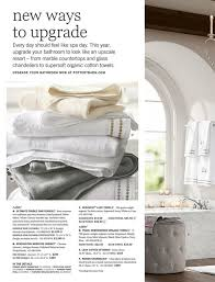 online catalog bed u0026 bath early spring 2017 pottery barn