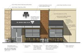 Ice Cream Shop Floor Plan New Ice Cream Shop Slated For Downtown Boise U2014 Boisedev Com