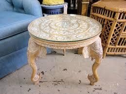 Elephant Side Table Elephant Side Table Circa Who