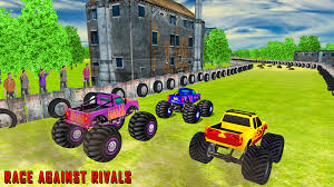 monster truck racing games 3d monster truck jumping stunt 3d android apps on google play