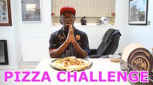 Challenge Comedyshortsgamer The Pizza Challenge