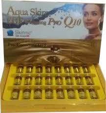 aqua skin egf gold aqua skin egf gold whitening 18 glutathione vials the gluta