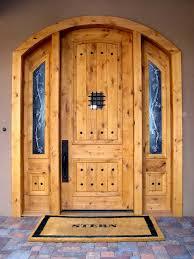 Wooden Door Doors Exterior Reinforce Home Design Through Doors Wood Doors