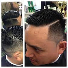 10 2013 bald fade with star design cut by joshua yelp