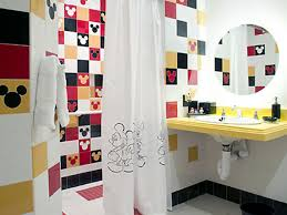 bathroom 13 fun kids bathroom decor with nice white wall and