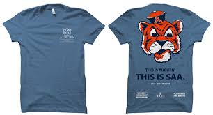 auburn alumni search student alumni association 2015 2016 membership t shirt on behance
