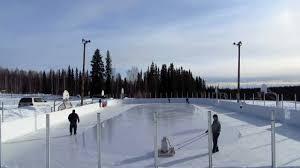 time lapse pearl creek ice rink resurfacing youtube