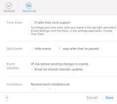 how to mark a calendar event as spam imore