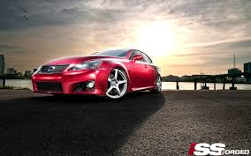 isf lexus red lexus isf 150089 walldevil