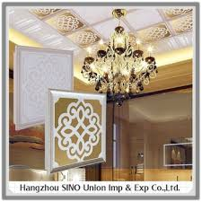 Decorative Chandelier Ceiling Plate French Deisgn Style Classic Roof Decoration Plate Hall False