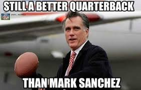 Mark Sanchez Memes - nfl memes on twitter mitt romney mark sanchez http t co lvjy6rlf