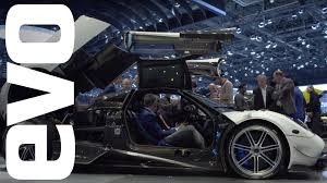 pagani huayra amg engine pagani huayra bc review lighter more powerful faster look