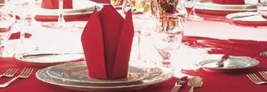 Decorative Napkin Folding Cardinal U0027s Hat Butlersguild