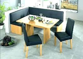 corner dining room set corner dining room table with bench modern l shaped dining bench
