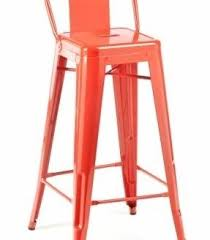 cushioned bar stool classic breuer bar stool seats and stools inside red with back in