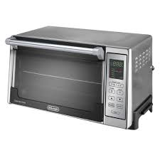 Toasters Delonghi Delonghi Stainless Toaster Oven Do2058 The Home Depot