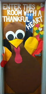 thanksgiving fall door decoration november crafts