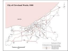 Cleveland Ohio Map C10 Gif