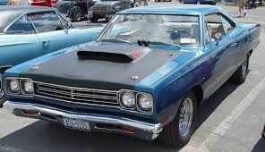 Classic Muscle Cars - 5db320b1a023f904 muscle cars picture of 1969 plymouth roadrunner 440 6 blu sy jpg