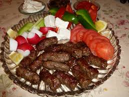 cuisine serbe serbian cevapi food drinks serbian bosnian food and