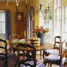 French Country Chair Cushions - french country dining room ideas with mustard and gold and yellow