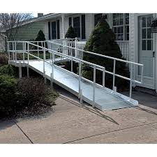 Wheelchair Ramp Handrails Central Pennsylvania Wheelchair Ramp Styles