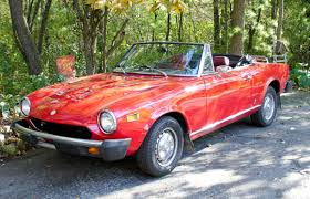 fiat spider 1978 topworldauto u003e u003e photos of fiat 124 spider photo galleries