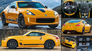 nissan z nissan 370z coupe heritage edition 2018 pictures information