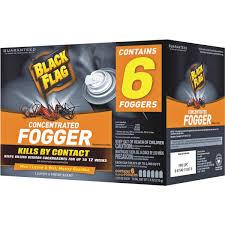 Black Flag Bug Spray Black Flag Indoor Insect Fogger Hg 11079 Do It Best