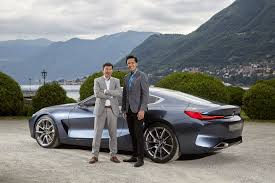bmw concept car bmw concept 8 series exclusive first drive borrowing a priceless