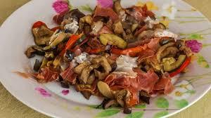 cuisine tv recettes italiennes légumes d été rotis au four à l italienne recette par kilometre 0