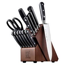 zwilling j a henckels 14 piece forged couteau cutlery set german