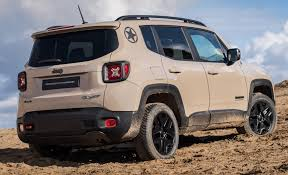 classic jeep renegade new jeep renegade desert hawk limited edition announced