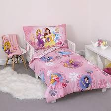 sheriff callie bedding 4 piece pink toddler bedding set from buy buy baby