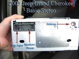 jeep stereo wiring wiring diagram simonand