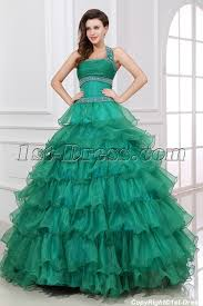 aqua green quinceanera dresses green layers quinceanera dresses 2013 1st dress