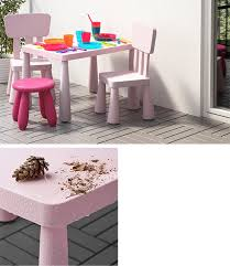 ikea childrens table and chairs childrens tables and chairs ikea within ikea kids table design 19