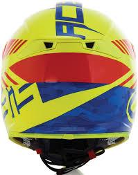 yellow motocross helmet acerbis profile 3 0 blackmamba motocross helmet helmets offroad