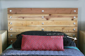 Wood Headboard Ideas Interior Awesome Boy Bedroom Decoration Design Using Reclaimed